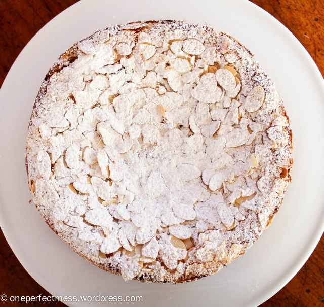 Lemon, Ricotta and Almond Flourless Cake recipe One Perfect Mess 4