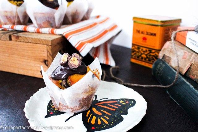 Apricot and Dark Chocolate Fruchoc Muffins recipe One Perfect Mess 2