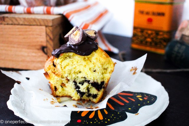 Apricot and Dark Chocolate Fruchoc Muffins recipe One Perfect Mess 9