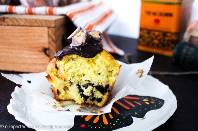 Apricot and Dark Chocolate Fruchoc Muffins recipe One Perfect Mess 9