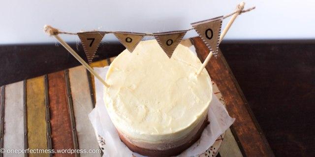 Mini Triple Chocolate Ombre Layer Cake One Perfect Mess recipe 3