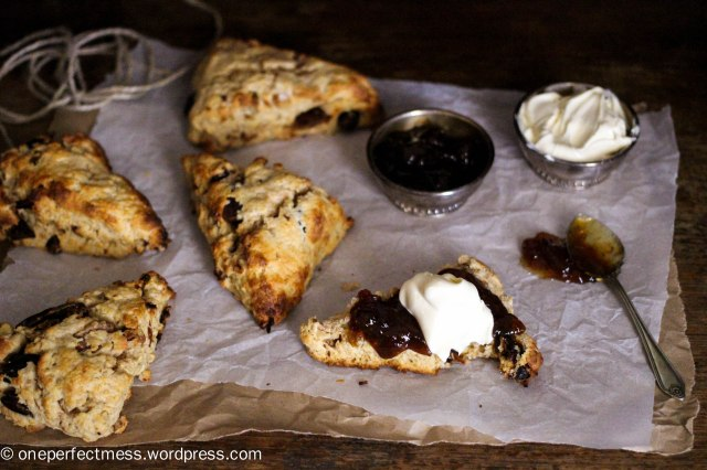 Date and Walnut Buttermilk Scones One Perfect Mess recipe wholemeal wholewheat easy baking dates walnuts 12