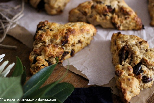 Date and Walnut Buttermilk Scones One Perfect Mess recipe wholemeal wholewheat easy baking dates walnuts 14