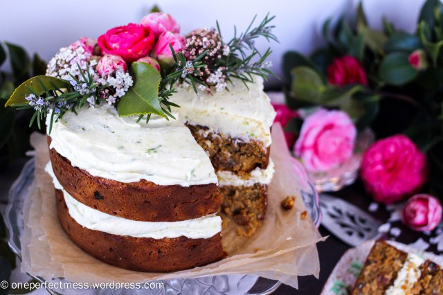 Carrot and Coconut Cake with Lime Cream Cheese Frosting recipe One Perfect Mess blog easy simple baking layer celebration gluten free dairy free wheat free healthy fresh flowers naked cake 14