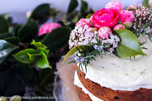 Carrot and Coconut Cake with Lime Cream Cheese Frosting recipe One Perfect Mess blog easy simple baking layer celebration gluten free dairy free wheat free healthy fresh flowers naked cake 9