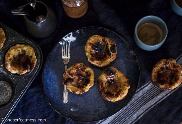 Portuguese Custard Tarts-2